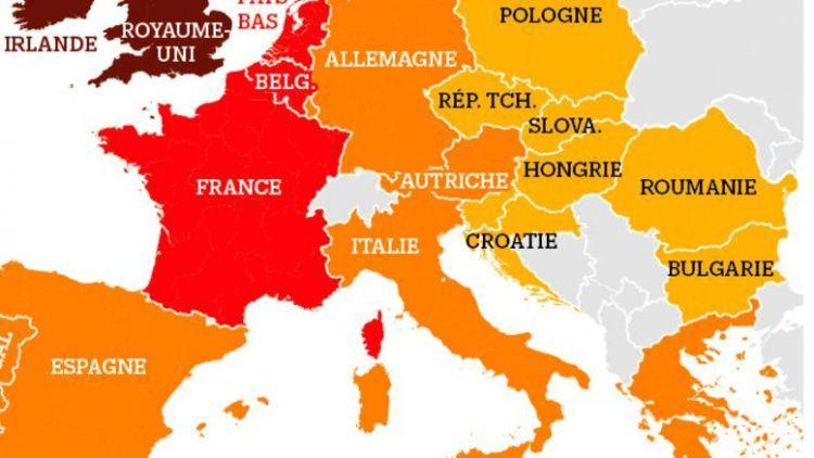 Πόσο κοστίζει ένα πακέτο τσιγάρα στις χώρες της Ε.Ε – Σε τι θέση είναι η Ελλάδα
