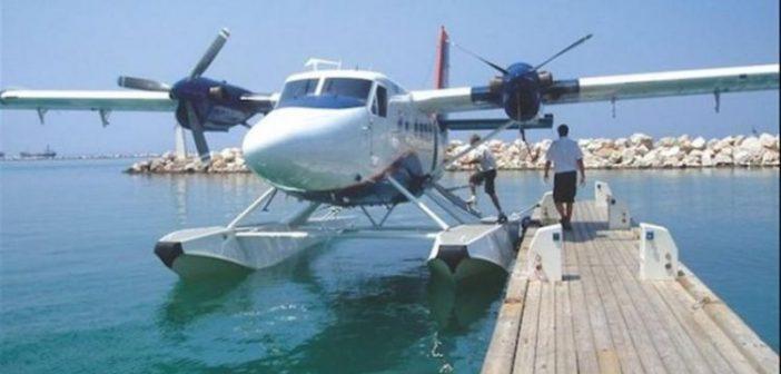 Κρατικά έσοδα έως €45 εκατ. φέρνουν τα υδροπλάνα – Μόνο πιλοτικές πτήσεις το καλοκαίρι