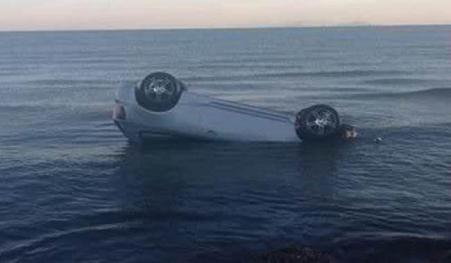 """Ι.Χ """"βούτηξε"""" στη λιμνοθάλασσα του Μεσολογγίου (ΔΕΙΤΕ ΦΩΤΟ)"""