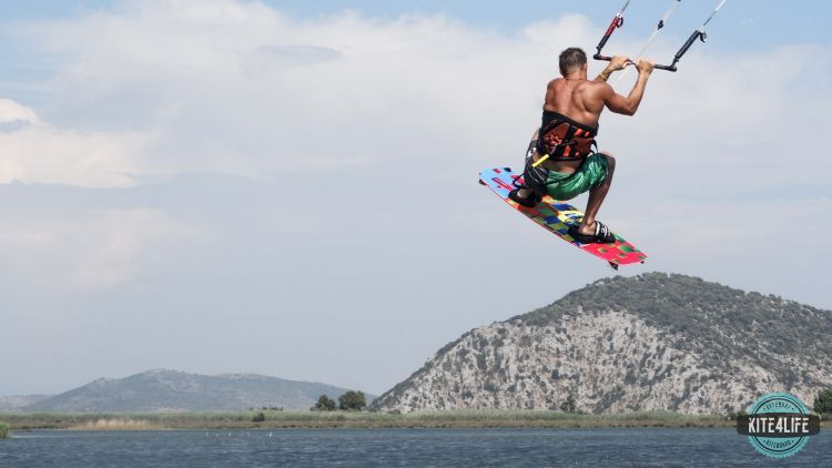 Εκπληκτικό video από το 2ο φεστιβάλ Kitesurf στο Διόνι