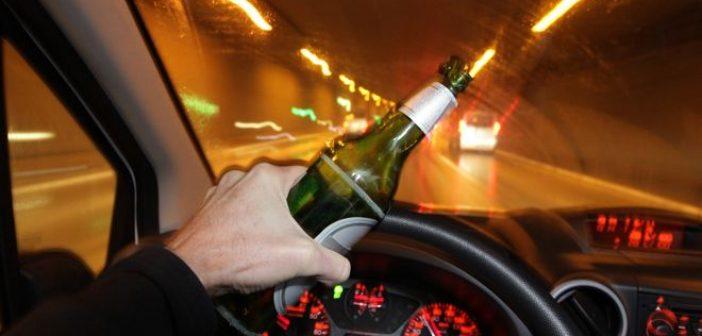 Αγρίνιο: Οδηγούσε μεθυσμένος, χωρίς δίπλωμα και συνελήφθη