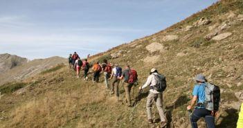 Ανάβαση στο Παναιτωλικό Όρος από τον Ορειβατικό Σύλλογο Αγρινίου
