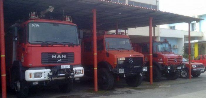 Νέα οχήματα αποκτά η Πυροσβεστική σε Αγρίνιο και Θέρμο