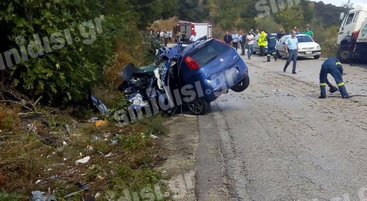 Τραγωδία με δύο νεκρούς Αιτωλοακαρνάνες σμηνίτες σε τροχαίο στα Παλιάμπελα Βόνιτσας – ΦΩΤΟΓΡΑΦΙΕΣ ΠΟΥ ΚΟΒΟΥΝ ΤΗΝ ΑΝΑΣΑ!