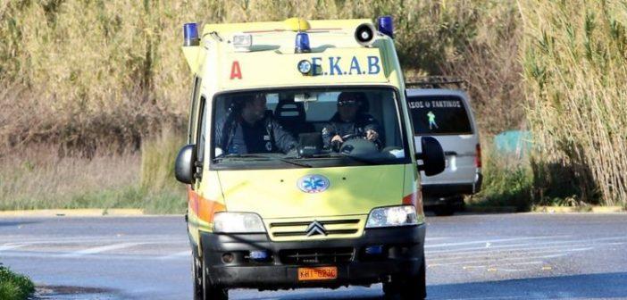 Δυτική Ελλάδα: Τροχαίο με εγκλωβισμό στη Δαφνούλα