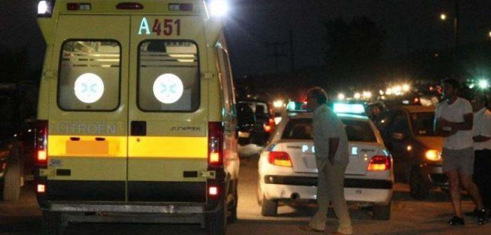 Φρικτό τροχαίο στη Μακύνεια – Φορτηγάκι καρφώθηκε σε δέντρα – Απανθρακώθηκε ο 63χρονος οδηγός! (ΔΕΙΤΕ ΦΩΤΟ + VIDEO)