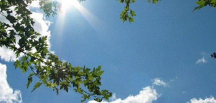 Καιρός: Υψηλές θερμοκρασίες και αφρικανική σκόνη σήμερα