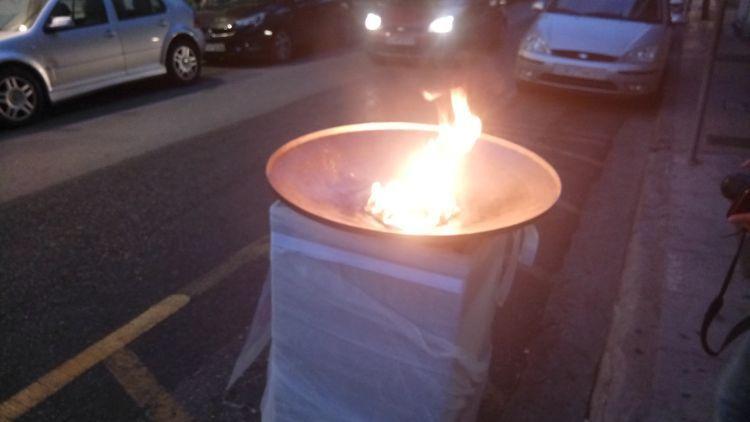 """Σπ. Κωνσταντάρας: """"Να συμπεριληφθεί ο Δήμος Θέρμου στη διαδρομή της Ολυμπιακής Φλόγας"""""""