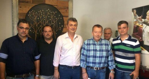 Πρωτοβουλίες για την ολοκλήρωση της μερικής εκτροπής του Αχελώου προς τη Θεσσαλία προανήγγειλε ο υφυπουργός Αγροτικής Ανάπτυξης