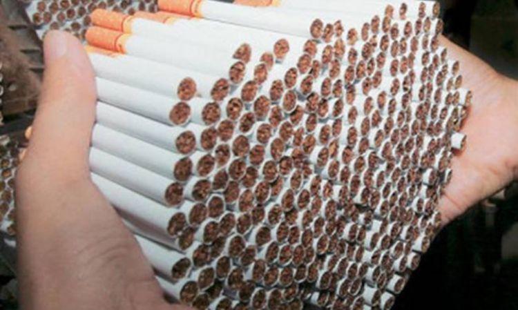 Αγρίνιο: Μεγάλη επιχείρηση της οικονομικής αστυνομίας στα Καλύβια με συλλήψεις – Παρασκεύαζαν λαθραία τσιγάρα