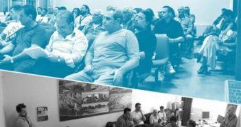 """""""Λιμνοθάλαζζα"""": Ενημέρωση από Συνέλευση και συνάντηση με Αντιπεριφερειάρχη Ν. Μπαλαμπάνη"""