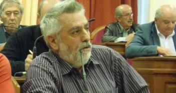 Μεσολόγγι – Π. Παπαδόπουλος: Να πλένετε καλά τα χέρια σας όταν αγγίζετε λέξεις που δεν μπορούν να ανασάνουν…