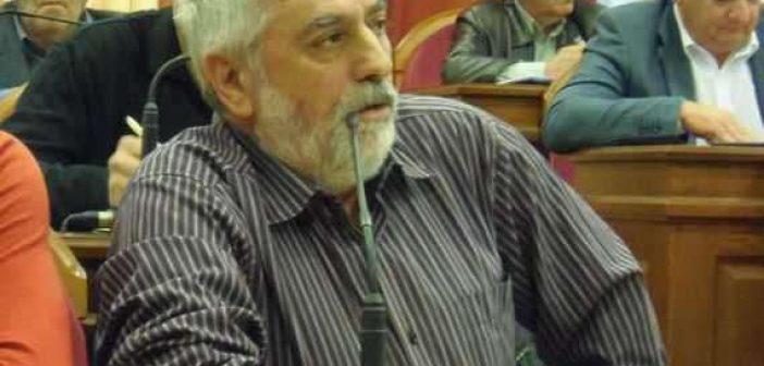 Μεσολόγγι – Π. Παπαδόπουλος: Άρχισαν τα όργανα… το μπουζούκι εργάζεται! Λύρος στα χνάρια Καραπάνου στον τρόπο ανάθεσης των έργων…