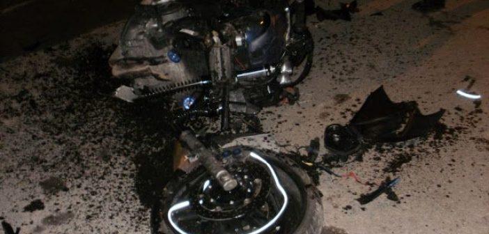 Τραγωδία στο Αγρίνιο! Νεκρός 27χρονος μετά από σύγκρουση δικύκλων στην Εθνική Οδό – Η ανακοίνωση της ΕΛ.ΑΣ.
