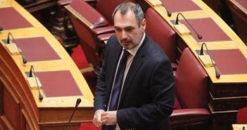 Ανδρέας Κατσανιώτης: «Η δημοκρατία δεν έχει διαβαθμίσεις, κε Υπουργέ……….»