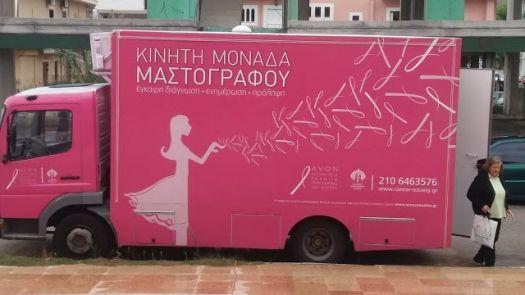 Αγρίνιο: Ξεκινούν από σήμερα οι δωρεάν εξετάσεις μαστογραφίας