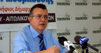 Δεν αποχωρεί από τη διεκδίκηση του δήμου Μεσολογγίου ο Νίκος Μουρκούσης