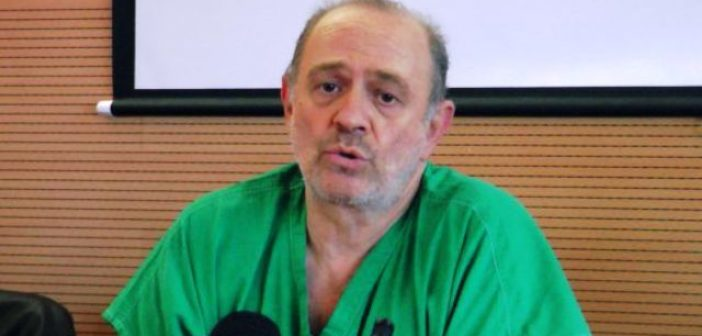 Κ. Μπακόπουλος: «Η ΜΕΘ Αγρινίου είναι σαν καράβι δίχως ρότα»