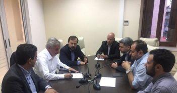Με Μανιάτη συναντήθηκε η Διοικούσα Επιτροπή του ΤΕΕ Αιτωλοακαρνανίας – Ποια θέματα τέθηκαν επί τάπητος (ΔΕΙΤΕ ΦΩΤΟ)