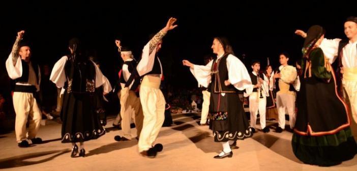 Απόψε στη Βόνιτσα η μουσικοχορευτική παράσταση απο τον Σύλλογο Γυναικών και το χορευτικό του τμήμα «Το Ανακτόριο»