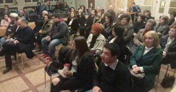 Η Νικολέττα Δανιά παρουσίασε το βιβλίο της «Παράθυρο στην Ύπαρξη» στο Αγρίνιο (ΔΕΙΤΕ ΦΩΤΟ)