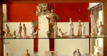 Αρχαιολογικό Μουσείο το Ξενοκράτειο κτίριο Μεσολογγίου