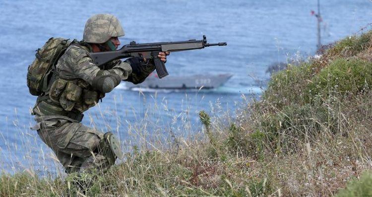 Τριήμερη στρατιωτική άσκηση στο Αντίρριο με παρουσία Βίτσα (ΔΕΙΤΕ ΒΙΝΤΕΟ – ΦΩΤΟ)