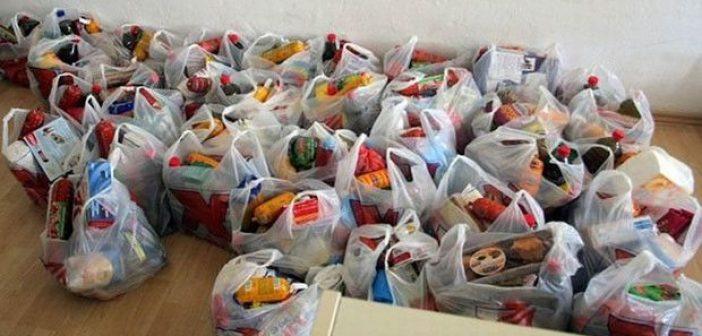 Διανομή προϊόντων σε δικαιούχους ΤΕΒΑ Δήμου Μεσολογγίου