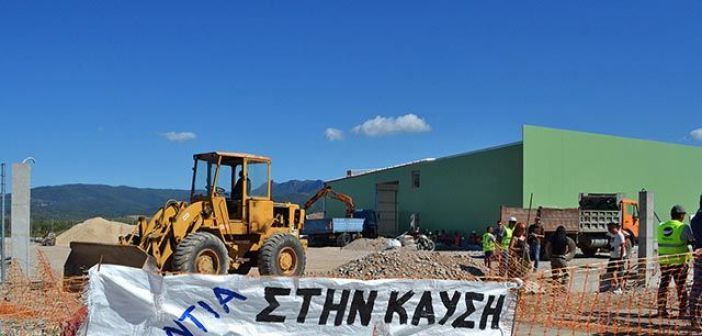 """""""Αντίσταση Πολιτών Δυτικής Ελλάδας"""": """"Ο αγώνας ενάντια στα βιορευστά στην περιοχή των Φυτειών Ξηρομέρου συνεχίζεται!"""""""