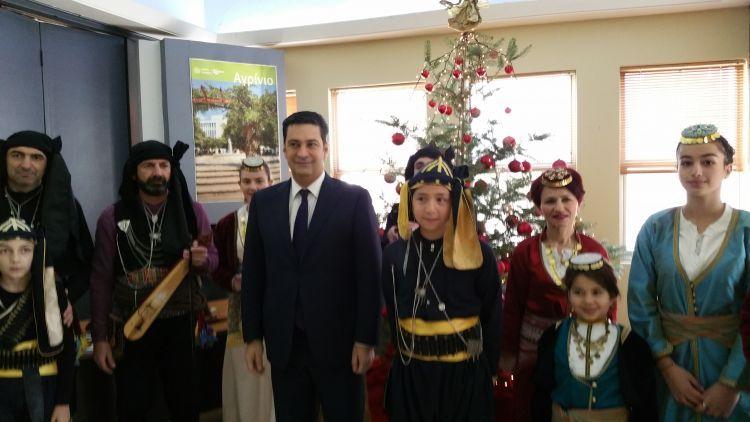 Τα… έψαλλαν στον Δήμαρχο Αγρινίου (ΔΕΙΤΕ ΠΟΛΛΕΣ ΦΩΤΟ + VIDEO)