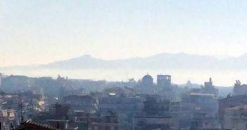 Αγρίνιο: Πέφτει η θερμοκρασία… η αιθαλομίχλη έρχεται