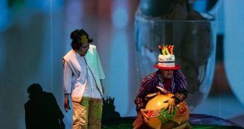 Αυλαία για την Παιδική σκηνή και το έργο «Ο Μικρός Πρίγκιπας» στις 10 Δεκεμβρίου
