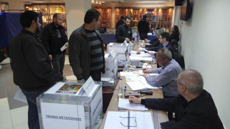 Αιτωλοακαρνανία: Αντίστροφή μέτρηση για τα αποτελέσματα των Επιμελητηριακών Εκλογών (ΔΕΙΤΕ ΦΩΤΟ)