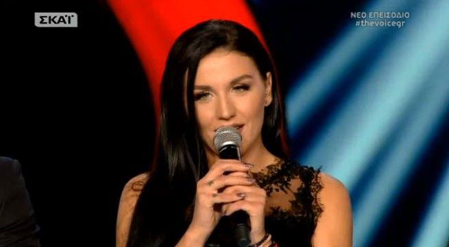 The Voice: Προκρίθηκε στα Cross Battles με… κίνηση ματ η Κωνωπινιώτισσα Ιουλία Καλλιμάνη! (ΔΕΙΤΕ ΒΙΝΤΕΟ-ΦΩΤΟ)