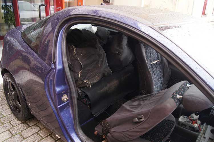 Έμπορος ναρκωτικών με 62 κιλά κάνναβης έπεσε σε μπλόκο της Αστυνομίας στην Άρτα