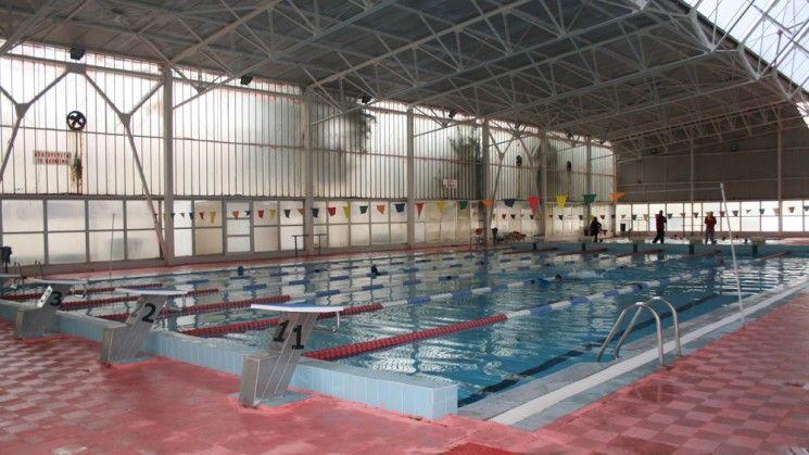 Kλειστό για ένα μήνα το κολυμβητήριο του ΔΑΚ Αγρινίου λόγω εργασιών κατασκευής νέων αποδυτηρίων!