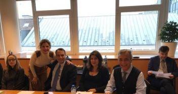 Ο Θ. Παπαθανάσης στη γενική συνέλευση Ευρωπαίων Φαρμακοποιών (ΦΩΤΟ)