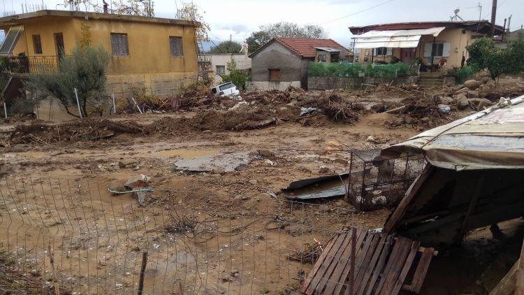 Δήμος Μεσολογγίου: Διαδικασία και δικαιολογητικά πληγέντων από τα πλημμυρικά φαινόμενα της 1ης Δεκεμβρίου