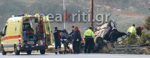 Tραγικό τέλος για 26χρονη από το Ρίβιο Ξηρομέρου – Σκοτώθηκε σε τροχαίο στην Κρήτη! (ΔΕΙΤΕ ΦΩΤΟ)