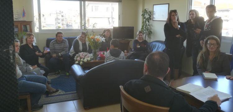 Διασφάλιση αιθουσών διδασκαλίας για την στέγαση του Δημοτικού Σχολείου και του Νηπιαγωγείου Χρυσοβεργίου