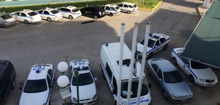 Έριξαν ναρκωτικά στο προαύλιο των κρατουμένων του Αστυνομικού Μεγάρου Αγρινίου!