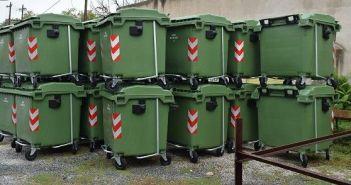 Προμήθεια κάδων απορριμμάτων στον δήμο Ξηρομέρου