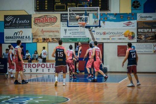 Χαρίλαος Τρικούπης: Νίκη για να κλείσει τον πρώτο γύρο στην κορυφή (ΔΕΙΤΕ ΒΙΝΤΕΟ)