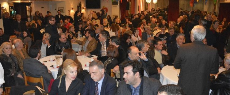 Μεσολόγγι: Ο συνδυασμός του Νίκου Καραπάνου έκοψε την πίτα του (ΔΕΙΤΕ ΦΩΤΟ+ΒΙΝΤΕΟ)