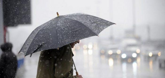 Η σκόνη πάει… διακοπές στα νησιά – Βροχές και σποραδικές καταιγίδες στα δυτικά