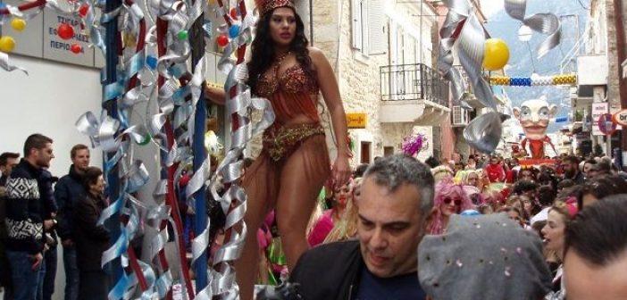 Μεγάλη συμμετοχή στο Μυτικιώτικο Καρναβάλι (ΦΩΤΟ)