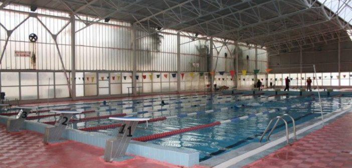 Εκτός λειτουργίας σήμερα η μικρή πισίνα του ΔΑΚ Αγρινίου λόγω εργασιών