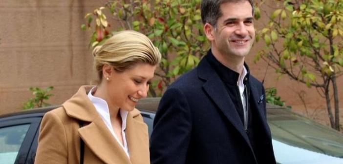 Κώστας Μπακογιάννης: Το love story με την Σία Κοσιώνη, ο ερχομός του γιου τους και η μεγάλη επιτυχία στις εκλογές! (ΔΕΙΤΕ ΦΩΤΟ)