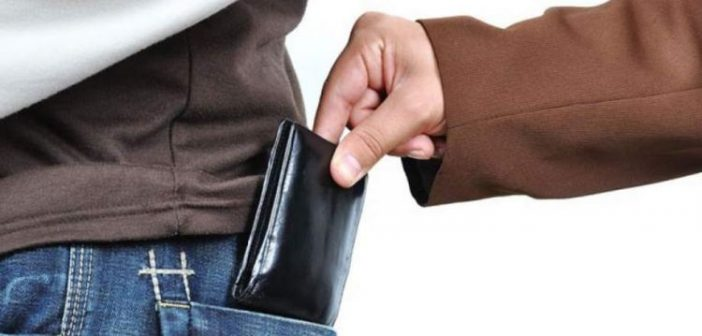 """Αγρίνιο: Έβαλε """"χέρι"""" σε πορτοφόλι ηλικιωμένου και συνελήφθη"""