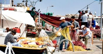 Λιγότερες οι ποσότητες ψαριών που αλιεύθηκαν στον Αμβρακικό
